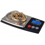Compact Gold Scale