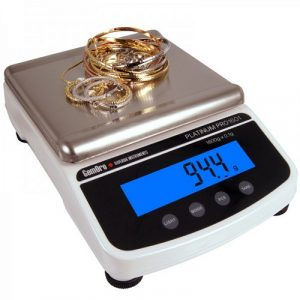 Tabletop Gold scales