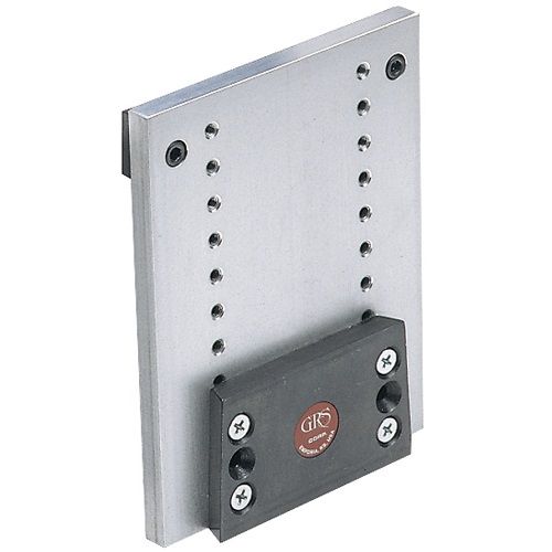 004-666_1-1W Adjustable Height Bracket and Fixed Mounting Plate Kit