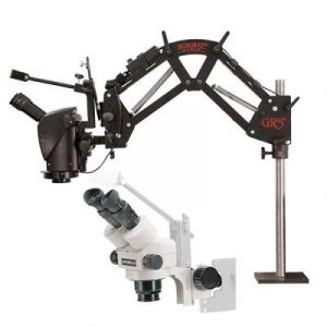 Setting Bench Microscopes